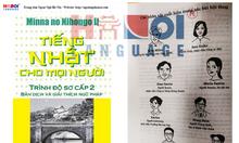 Giáo trình Minna no Nihongo 2 bản dịch tiếng Việt