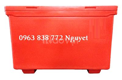Thùng giữ lạnh 450L, thùng lạnh 800L