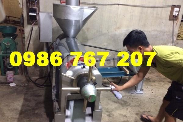 Máy ép dầu công suất lớn 100kg/giờ (YZYX10J-2WK) giá rẻ tại Nam Định (ảnh 1)