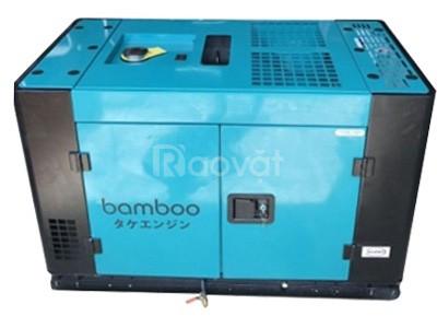 Máy phát điện bamboo 12000A (10kw; dầu; 1p/3p )