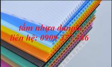 Chuyên cung cấp và phân phối tấm nhựa công nghiệp giá rẻ