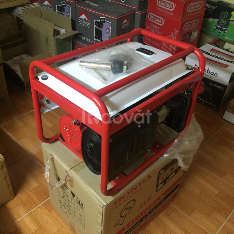 Máy phát điện Honda SH 3500AVR (2,8kw, xăng)