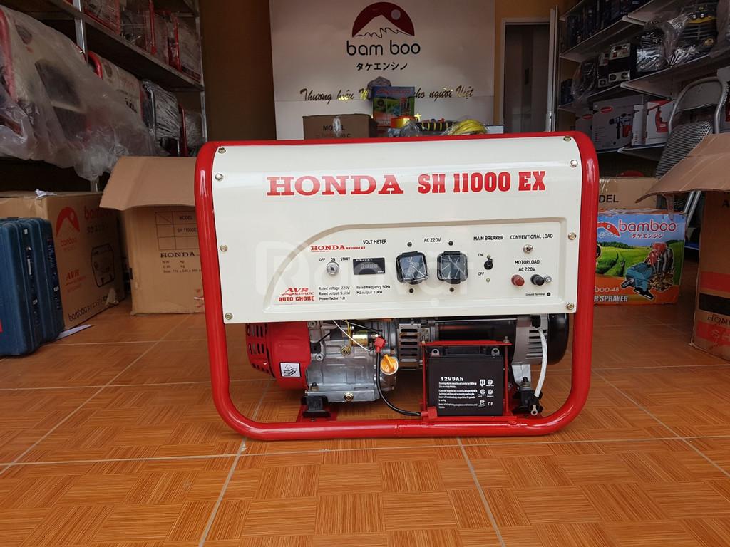 Máy phát điện honda SH11000 10kw chạy xăng
