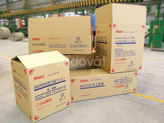 Nhà sản xuất thùng carton 3,5,7 lớp uy tín chất lượng tại TPHCM (ảnh 1)