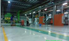 Dịch vụ vệ sinh nhà xưởng, nhà máy, vệ sinh sau xây dựng, giặt thảm
