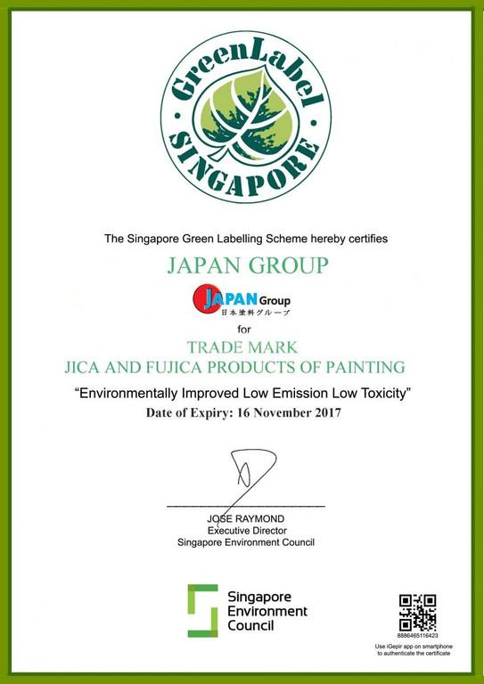 Tìm đại lý, đối tác phân phối sơn Jica của Tập đoàn Nhật Bản