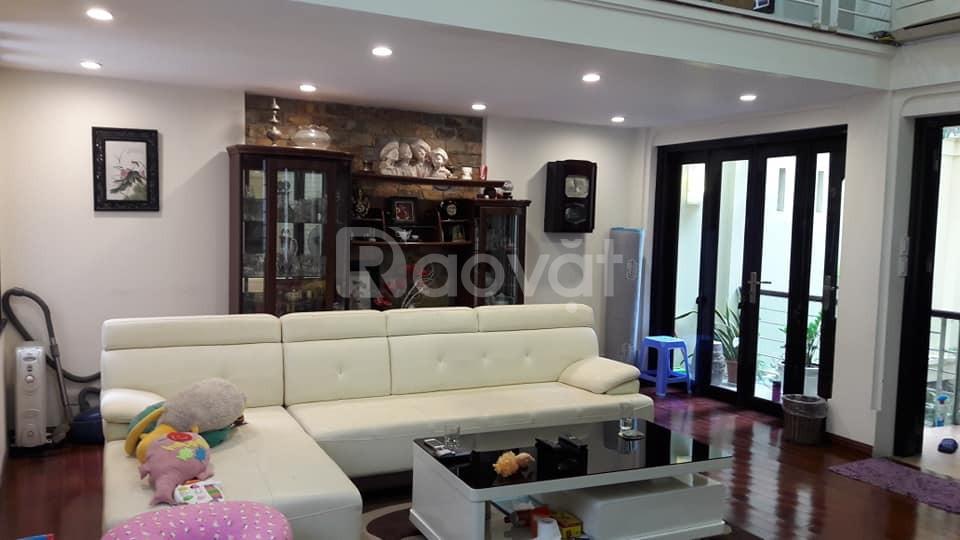 Chính chủ bán nhà ở Định Công, vừa ở vừa kinh doanh tốt, 80m2x4T (ảnh 1)