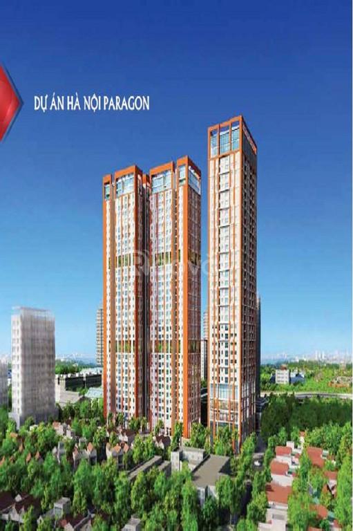 Chung cư cao cấp Cầu Giấy - Hà Nội Paragon chỉ từ 3,4 tỷ (ảnh 1)