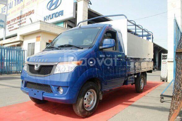 Xe tải Kenbo 990kg công nghệ Nhật Bản thùng dài 2m7 hỗ trợ 90% (ảnh 1)