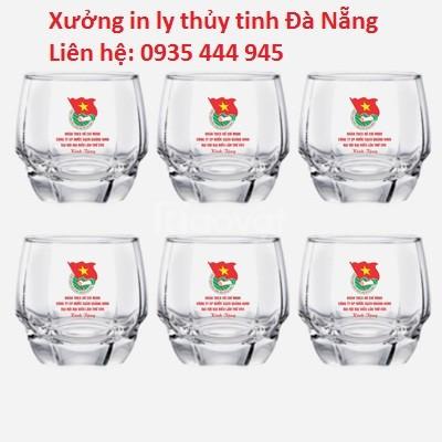 In Logo cốc thủy tinh giá rẻ Đà Nẵng (ảnh 3)