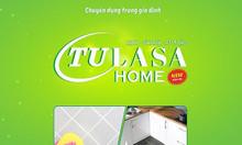 Dung dịch tẩy rửa Tulasa Home