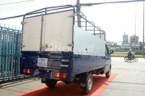 Xe tải Kenbo 990kg công nghệ Nhật Bản thùng dài 2m7 hỗ trợ 90% (ảnh 4)