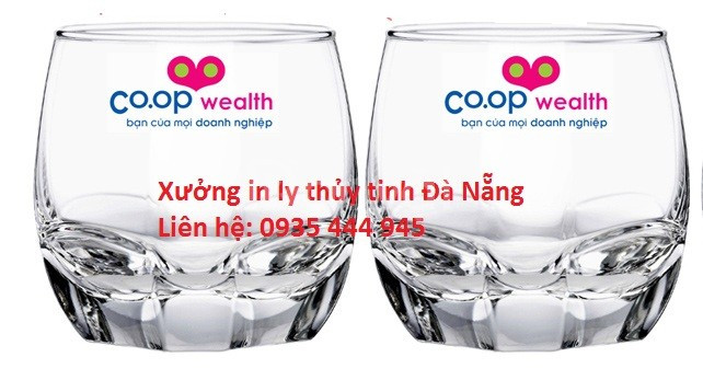 In Logo cốc thủy tinh giá rẻ Đà Nẵng (ảnh 4)