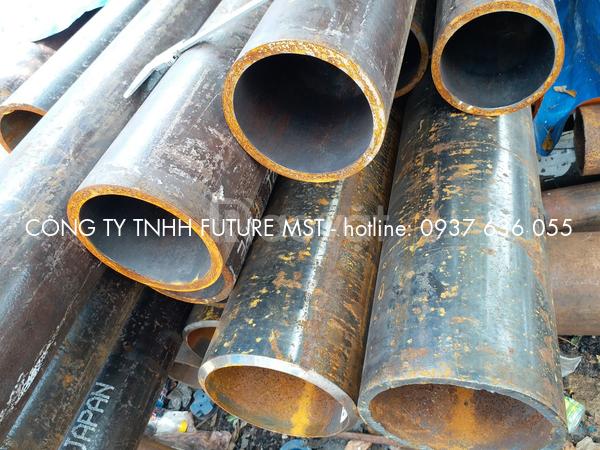 Thép ống đúc cắt lẻ, ống đúc phi 273, ống đúc phi 168, ống đúc phi 406