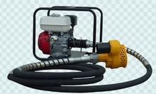 Máy bơm nước hố móng chạy xăng