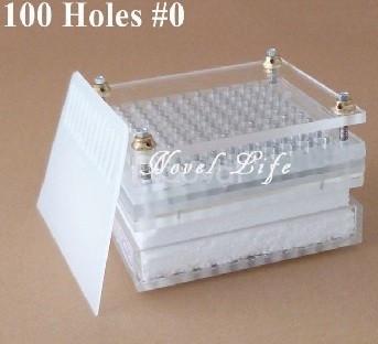 Khuôn đóng nang thuốc thủ công 100v/400v, khuôn làm viên con nhộng