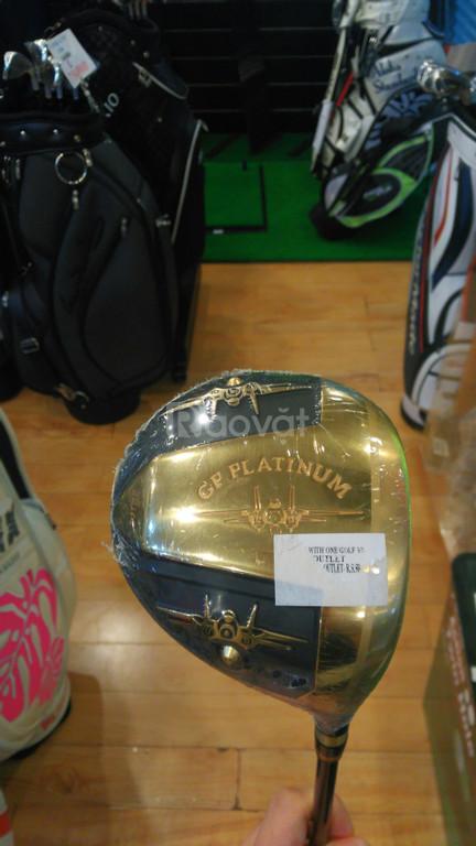Grandprix thương hiệu gậy golf ưa chuộng tại Nhật