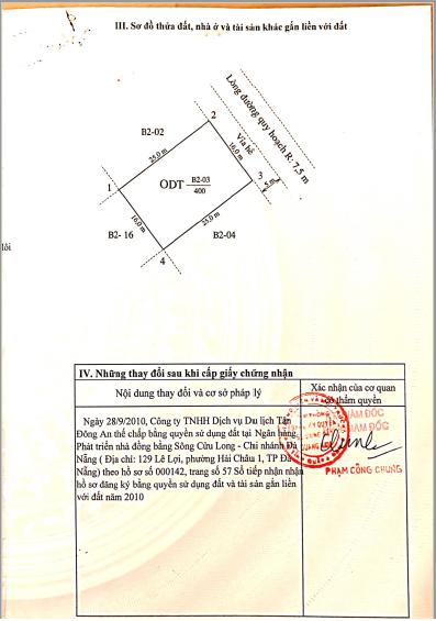Bán đất làm kinh doanh dịch vu lưu trú, nhà hàng diện tích lớn giá rẻ (ảnh 5)