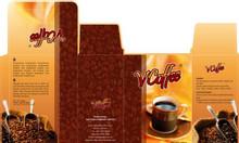 Nhà sản xuất in ấn hộp giấy đựng cà phê giá rẻ tại TPHCM