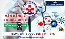 Mở lớp học văn bằng 2 trung cấp y sĩ chất lượng tại Tp HCM