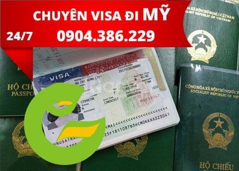 Visa Mỹ-Dịch vụ làm visa đi Mỹ tại quận 1 tphcm