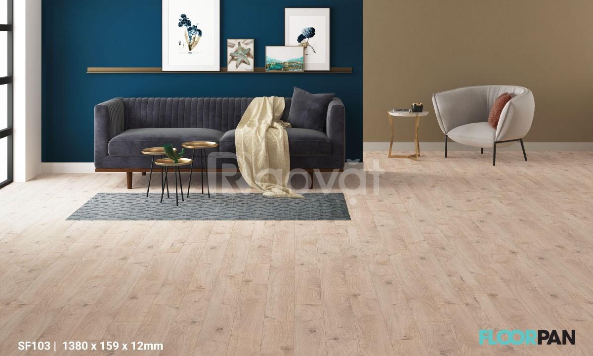 Bán và thi công sàn gỗ