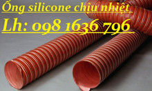 Ống silicone chịu nhiệt độ cao D50, ống silicone D76