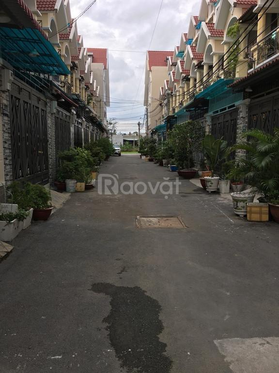 Bán nhà phố Vạn Xuân, Thạnh Xuân Q12, DT 160m2, chính chủ, SHR (ảnh 8)