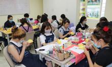 Học nail chuyên nghiệp - học cấp tốc đi nước ngoài