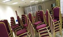 Ghế nhà hàng, ghế inox nhà hàng, bàn ghế nhà hàng tiệc cưới