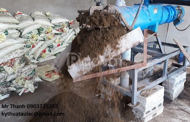 Máy xử lý chất thải chăn nuôi