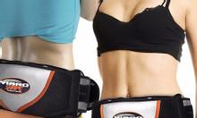 Đai rung nóng giúp săn chắc cơ bụng, hông, mông, đùi, cơ cánh tay
