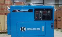 Máy phát điện chạy dầu 5kw giá tốt hiện nay