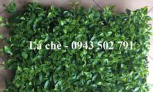 Cỏ nhựa trang trí quán cà phê giá rẻ tại Hà Nội