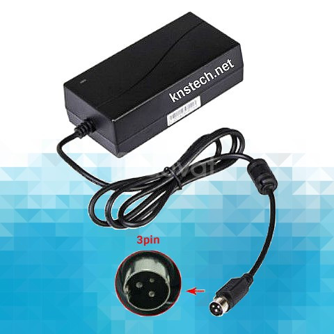 Nguồn điện DJ-240250-SA 24v 2.5a 3pin