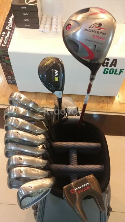 Bộ gậy golf Taylormade R5 cũ quá chất