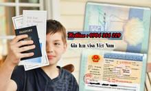 Gia hạn visa Thương Mại cho người Hàn Quốc ,Trung Quốc , Nhật Bản