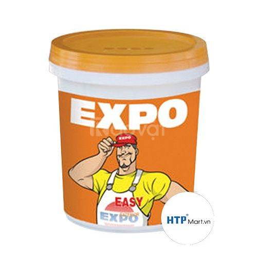 Đại lý sơn Expo Easy Interior màu trắng 111 thùng 18L giá rẻ