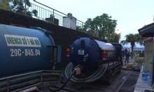 Dịch vụ thông tắc bồn cầu chậu rửa khu vực Hoàng Mai