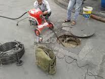 Thợ thông tắc nạo vét cống tại Quận Ba Đình - Hà Nội