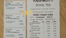 Máy tính tiền cảm ứng nguyên khối cho trà sữa giá rẻ tại Bình Phước (ảnh 2)