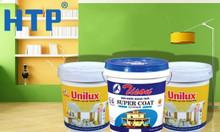 Cửa hàng bán sơn nước Tison Unilic nội thất giá rẻ Sài Gòn