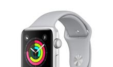 Apple Watch Seri 3 gps 38mm màu trắng nguyên seal