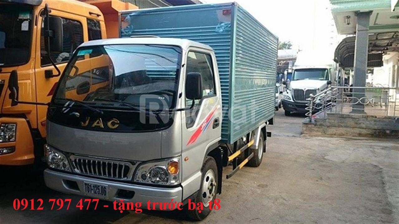 Xe tải jac 2T4 khuyến mãi tháng 8 (ảnh 4)