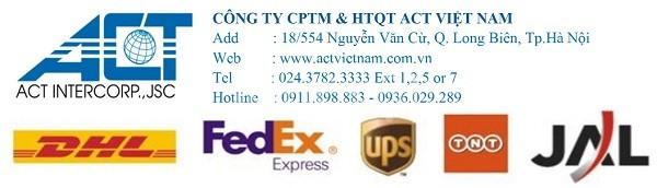 Chuyển phát nhanh Trung Quốc Việt giá rẻ (DHL/TNT/FedEx)