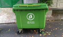 Thùng rác tại Đà Nẵng