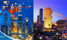 Tour du lịch Sing – Mal – Indo 6 ngày Tết Âm Lịch 2019 từ Tp.HCM