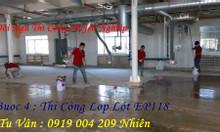 Sơn nền nhà xưởng Epoxy dành cho sàn nhà xưởng giá rẻ