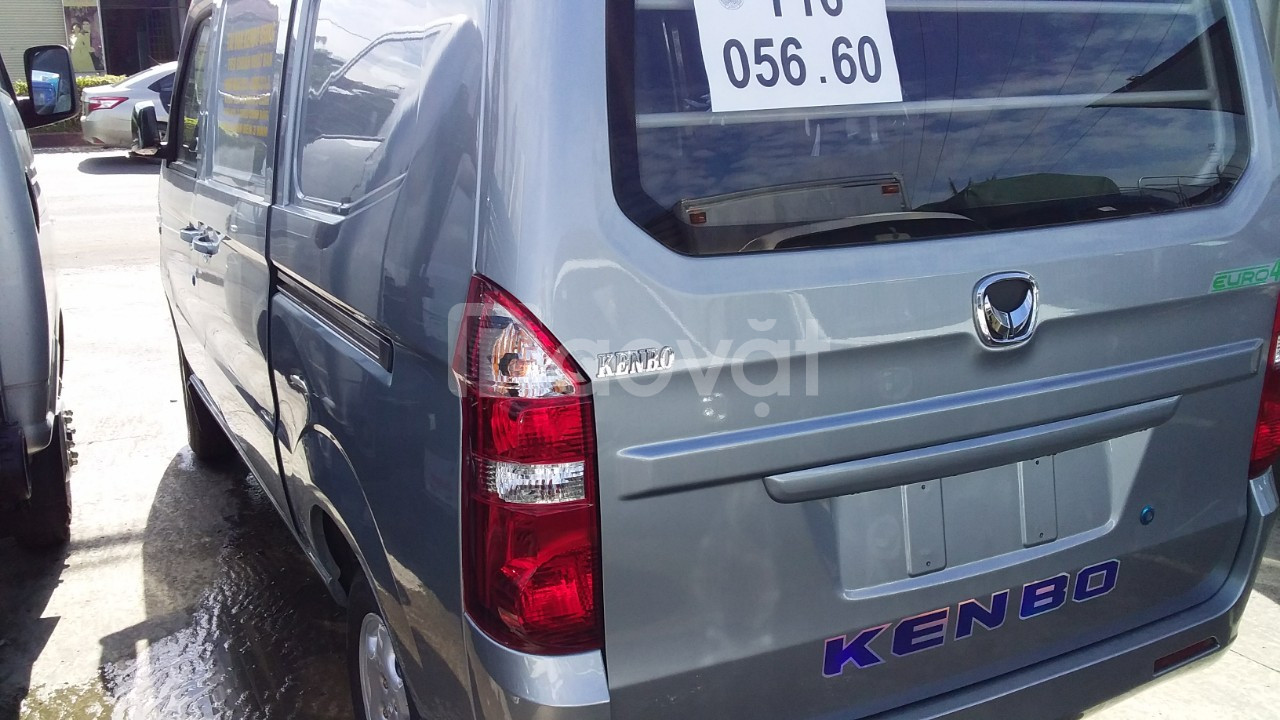 Xe bán tải Kenbo 950kg 2 chỗ/Kenbo 950kg van 2 chỗ 2018 (ảnh 4)