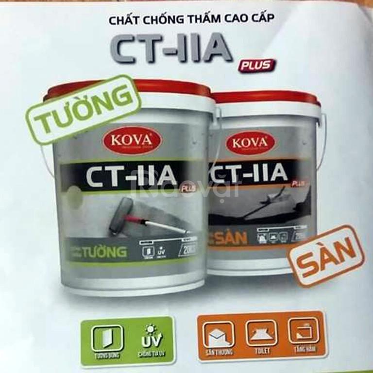 Chống thấm CT11A sàn giá rẻ chính hãng từ nhà máy Kova